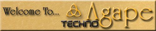 Welcome TechnoAgape